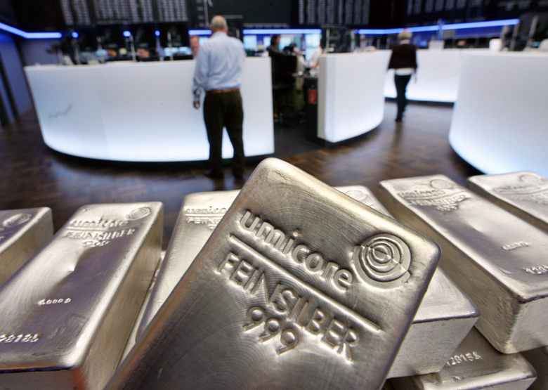 How to Trade Silver Coins and Bars Using Commodities?